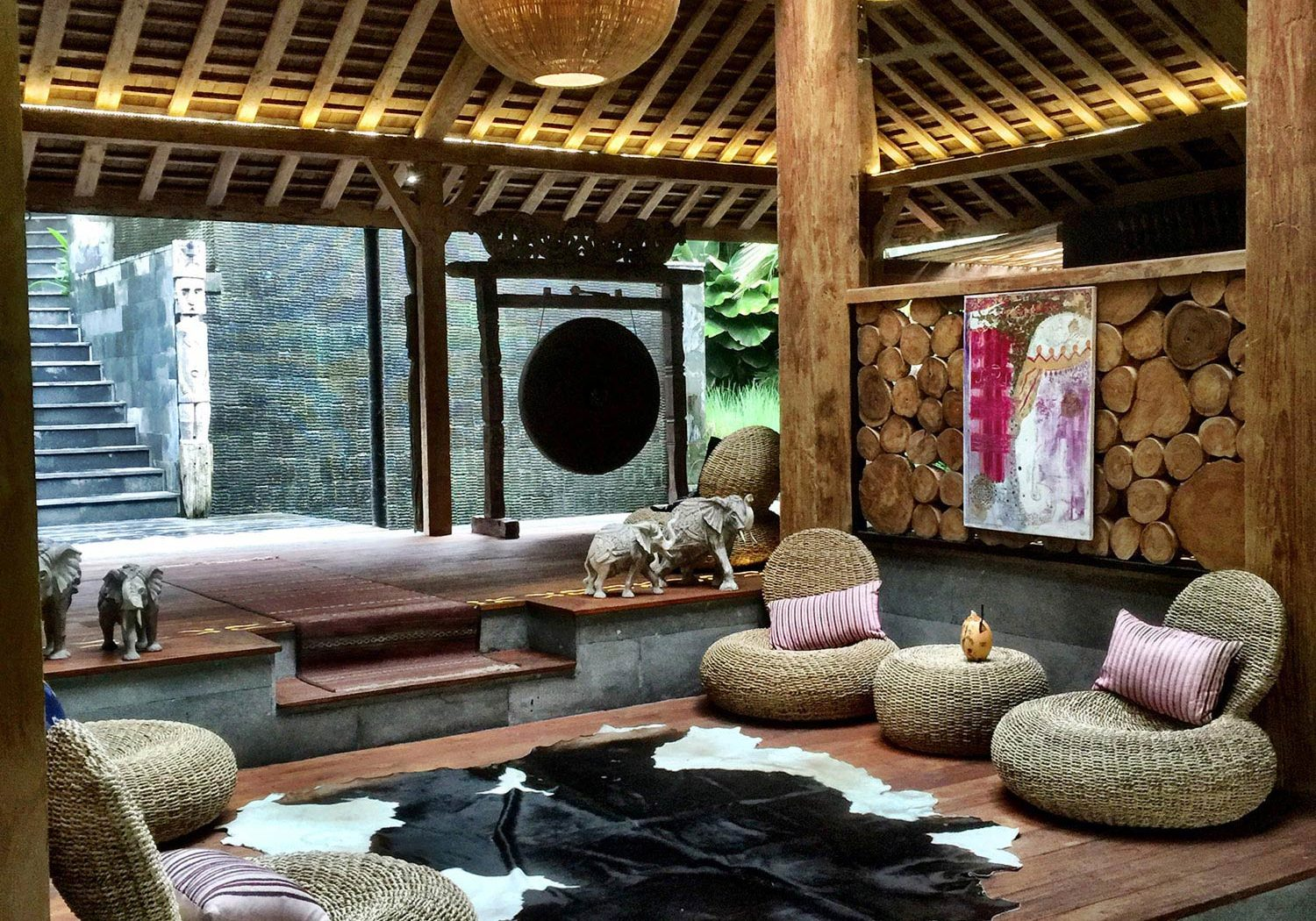 Bali Meditation Retreat - The Meditation Class, Blue Karma 3